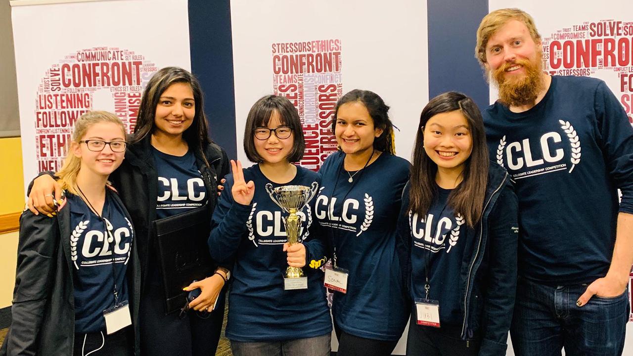2019 CLC Team