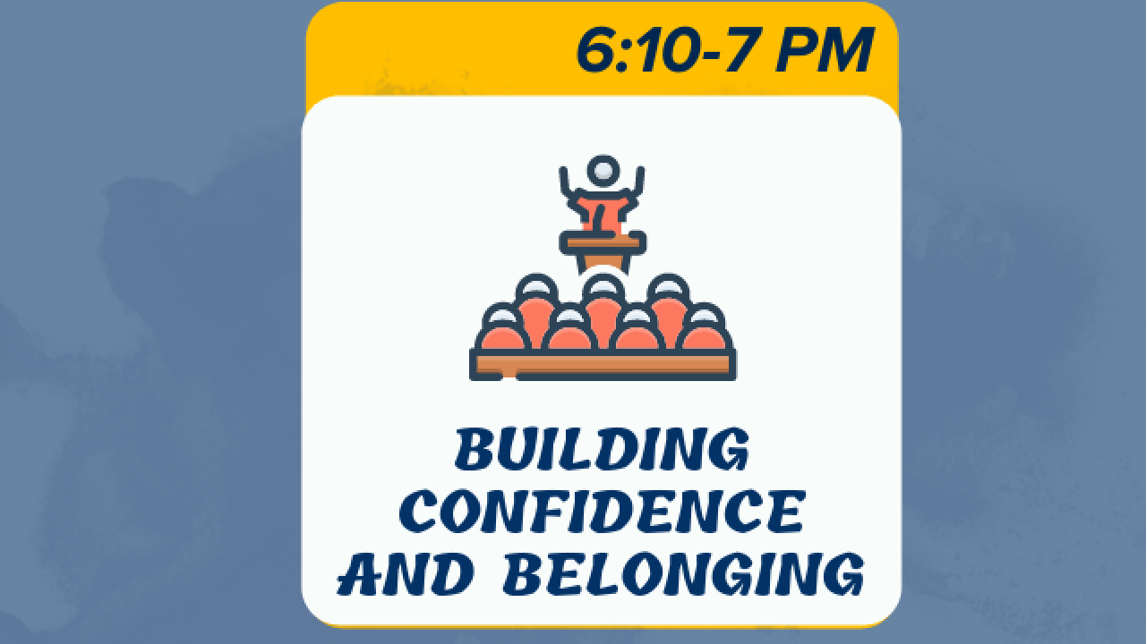 LEWS: Building Confidence and Belonging