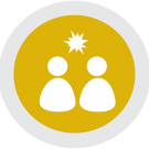 conflict management category icon
