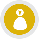 foundations of leadership category icon