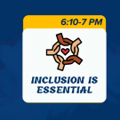 LEWS: Inclusion is Essential