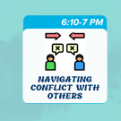 LEWS: Navigating Conflict with Others